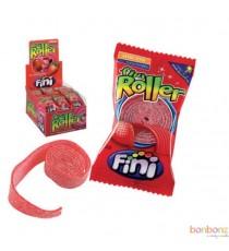 Rollers/tapis citriques à la fraise - 10 pièces (20gr) - Bonbons Fini