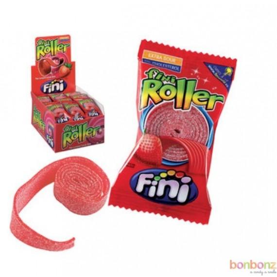 bonbons Fini, roller citriques fraise