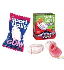 Chewing Gum Rugby (liquide) - 10 pieces - Bonbons Fini