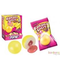 Banana Split gum - Bonbons Fini - 10 pièces