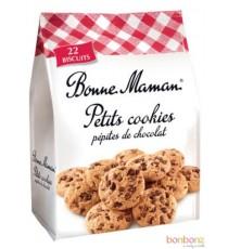 Petits Cookies pépites de chocolat - Bonne Maman - 12 x 250g