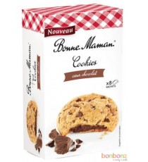 Cookies coeur chocolat - Bonne Maman - 10 x 225g