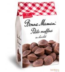 Petit muffins chocolat - Bonne Maman - 8 x 235g