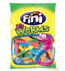 Jelly Worms (vers de terre) -100gr - Bonbons Fini