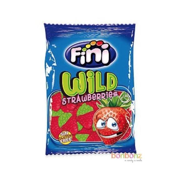 Bonbons Fini - fraises - wild strawberry - 12 x 100g