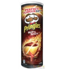 Pringles Hot & Spicy - 165g