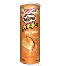 Pringles Paprika - chips, biscuits apéritif
