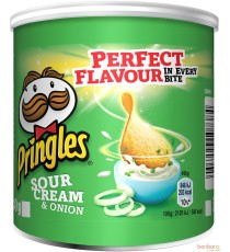 Pringles Sour cream onion- 12 x 40g