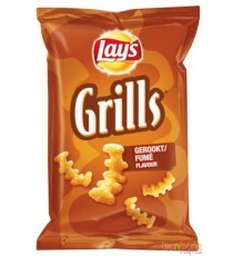 Chips Lay's  grills fumé - 20 x 40g
