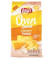 Lay's Oven Baked - Crispy Thins - emmental 90g - 10p