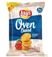 Lay's Oven Baked - Roasted Paprika - 20 x 35g