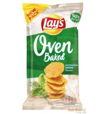 Lay's Oven Baked -  Mediterranean herbs - 20 x 35g