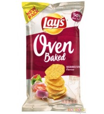 Lay's Oven Baked - Barbecue Flavor - 12 x 150g
