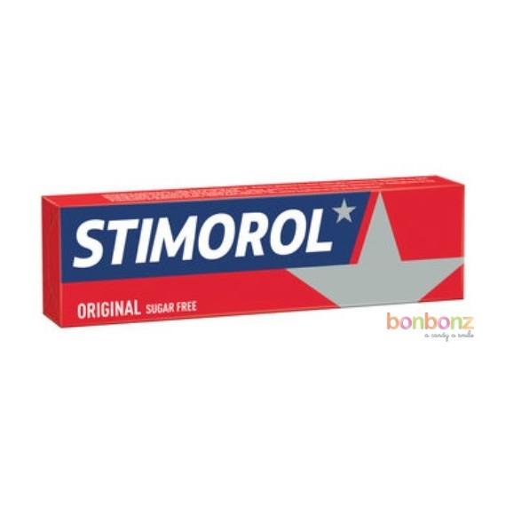 Stimorol Original chewing gum sans sucre