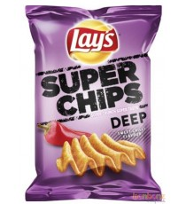 Super chips Deep sweet chili Lay's - 147g