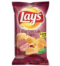 Chips Lay's - Barbecue Ham - 200g