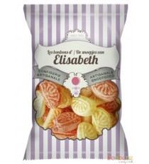 Bonbons cerises citriques artisanaux Elisabeth - 100g