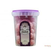 Bonbons citriques à la cerise, confiserie artisanale Elisabeth - 200g