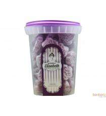 Bonbons artisanaux classiques à la violette Elisabeth - 200g