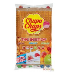 Chupa Chups - sucettes - best of fruit