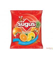 Sugus Suchard - caramel au goût de fraise, citron, orange et ananas