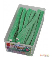 Fizzy Jumbo Sticks Pastèque - 20 cm de long