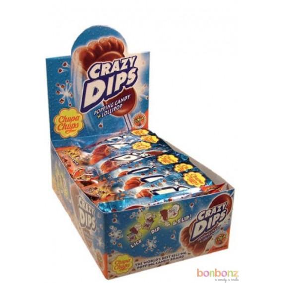 Sucette Crazy Dips cola - avec poudre citrique