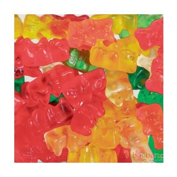Oursons Astra - bonbons sans sucre