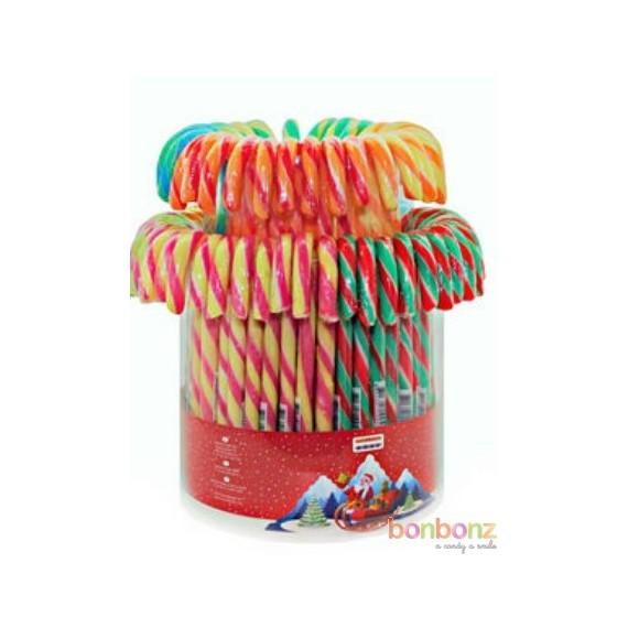 Candy Cane - bonbons en sucre cuit - confiserie américaine