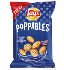 Lay's Chips Poppables Roasted Paprika 100g