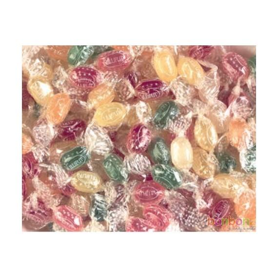 Bonbons Lilliput - assortiments de confiseries fruitées et multicolores