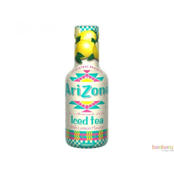 Arizona Tea lemon flavor - boisson non gazeuse - arôme naturel