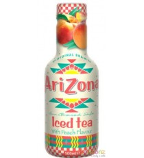 Arizona Iced Tea with Peach Flavour  - 500ml