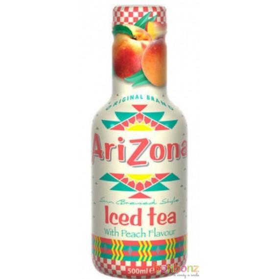 Arizona Iced Tea - boisson non gazeuse au goût de pêche