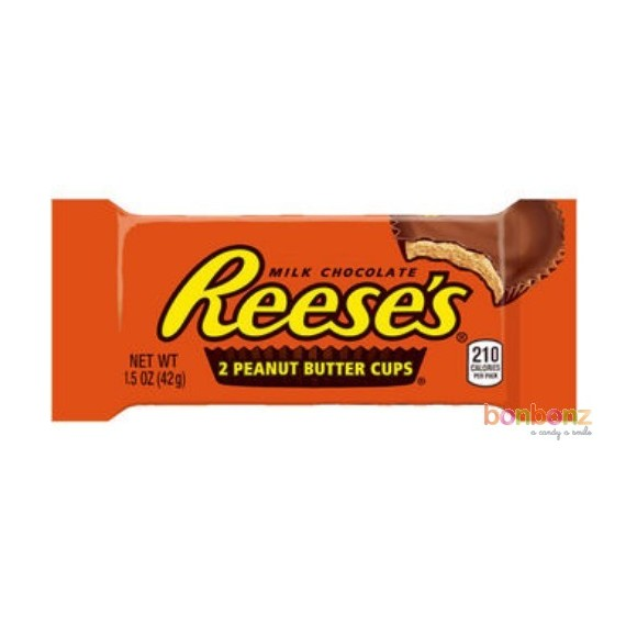 Reese's 2 peanut butter cup 42g
