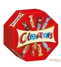 Celebrations Sweet - 186g de mini chocolats Mars, Twix, Bounty, Snickers