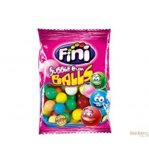 Bubble Gum Balls, chewing gum aux fruits - Fini