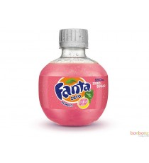 Fanta Zero Pomelo Pink - boissons gazeuses light aux extraits de fruits