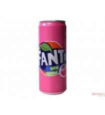 Fanta lychee - 12 x 320 ml