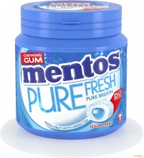 Chewing gum Mentos pure fresh - 50p