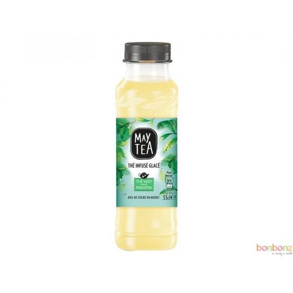 Thé May Tea menthe - thé vert infusé glacé