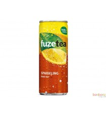 Fuze Tea Black Tea pétillant - 24 x 25cl