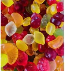 Bonbons fruits sans sucre - confiserie astra Sweets - sans sucre, contient du Stevia