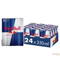 Red Bull - 4 x 25Cl