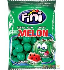 Chewing gum pastèque - 100gr - Bonbons Fini