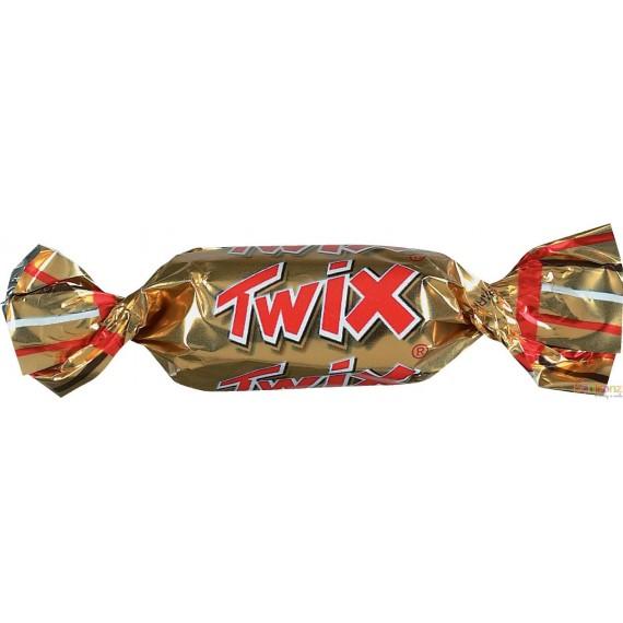 Twix mimiature - biscuit chocolaté au caramel