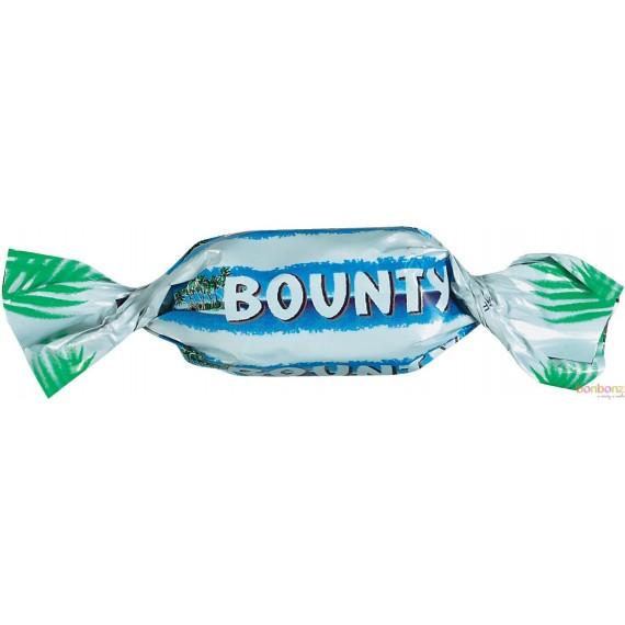 Bounty miniatures - célébration - chocolat à la noix de coco