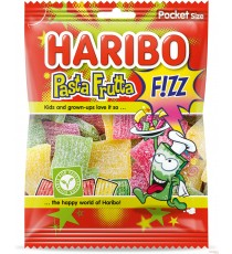 Mini-tapis citriques Pasta Frutta - 70gr - Bonbons Haribo