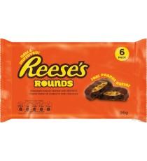 Reese's Round - biscuit cacaho, beurre de cacahuète, chocolat au lait