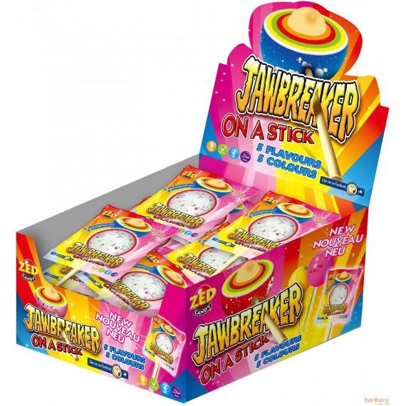 Mamouth Magic Pop - 5 goût différents dans 1 sucette + chewing gum